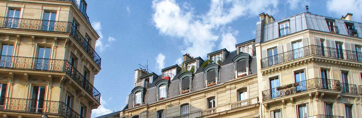 Researcher for a real estate purchase for a rental investment or for a main residence in Paris